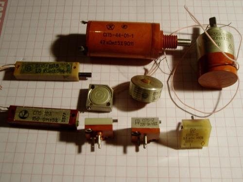 скупка радиодеталей резисторы