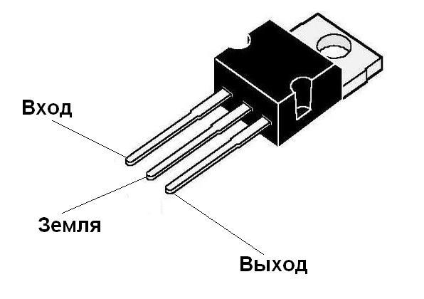 корпус TO-220