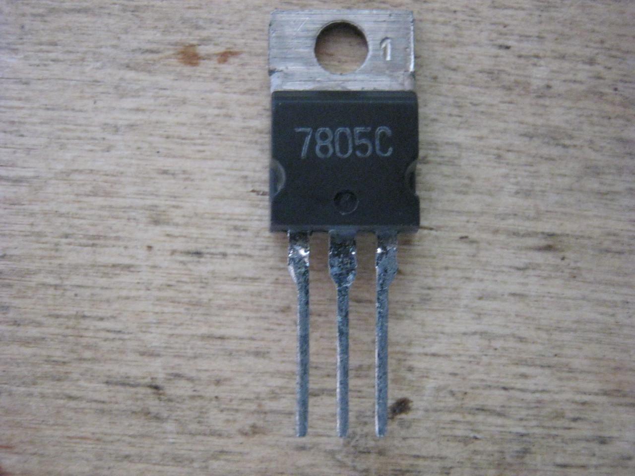 стабилизатор напряжения на 5 вольт