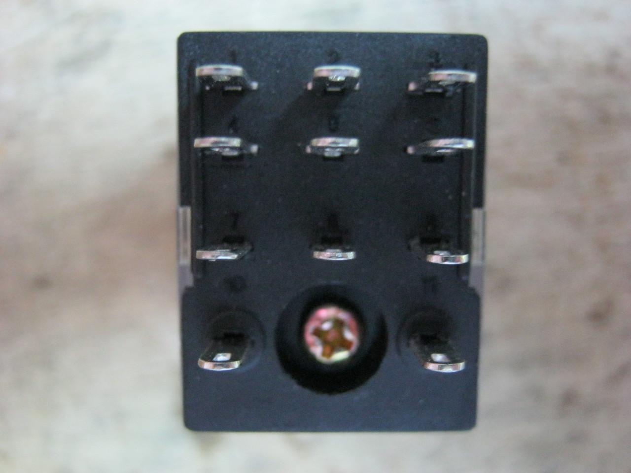 электромагнитное реле контакты
