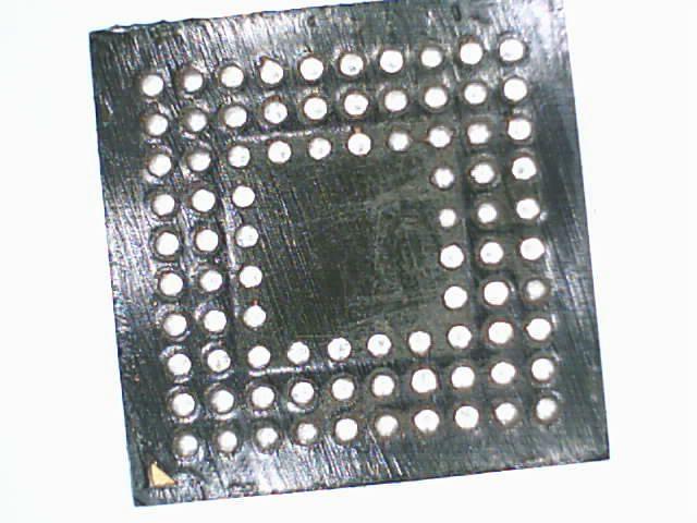 BGA микросхема