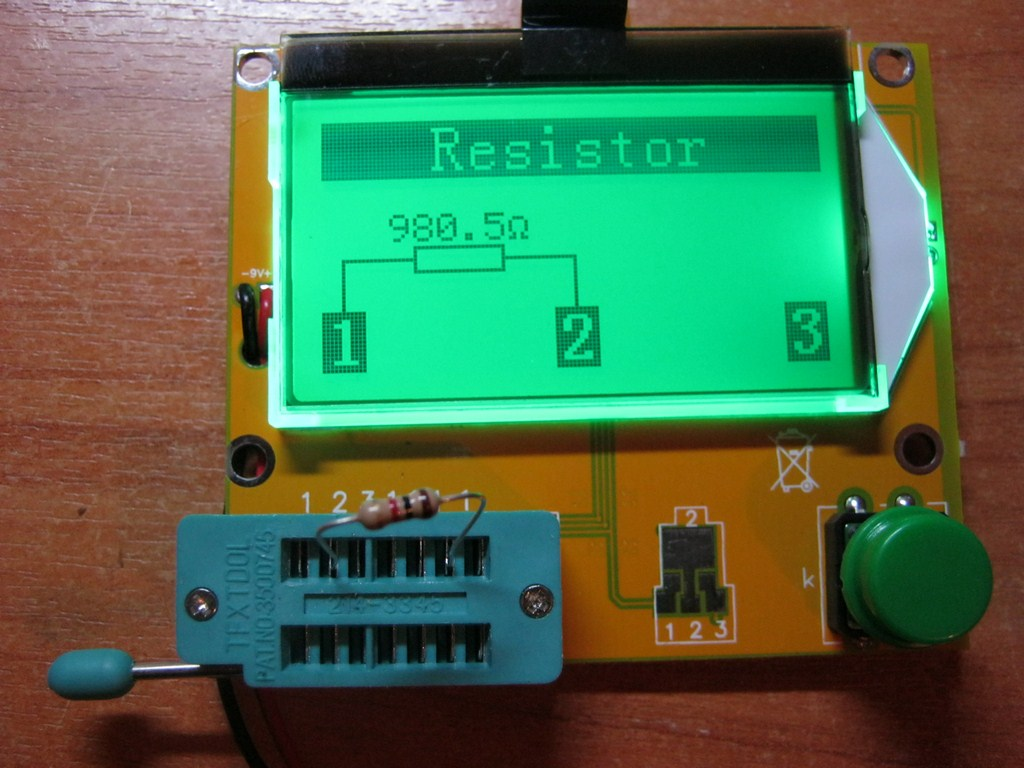 RLC-транзисторметр